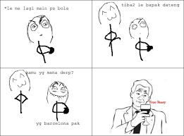 komik meme indonesia just for fun: true story buat saya,kalo anda? via Relatably.com