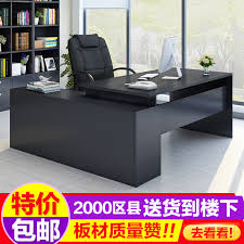 sleek office furniture. Office Furniture Boss Desk Executive Sleek Minimalist Manager Table Modern K