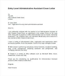 Entry Level Medical Assistant Cover Letter Interesting Sample Medical Administrative Assistant Cover Letter Free Simple