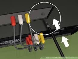 how to install satellite coax cable in a home steps wikihow image titled install satellite coax cable in a home step 12