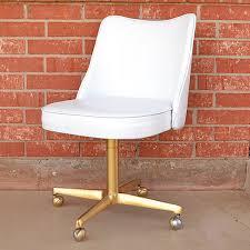 via office chairs. DIY Flea Chair Makeover (via Dreamalittlebigger) Via Office Chairs