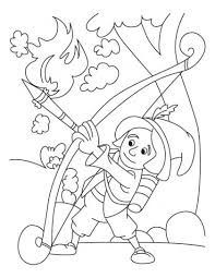 Quiver Coloring Pages Auto Electrical Wiring Diagram