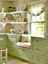 Rustic Kitchen For Small Kitchens 19 Amazing Kitchen Decorating Ideas Gardens Green Kitchen And