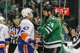 Dallas Stars Depth Chart New York Islanders At Dallas Stars Game 28 Thread