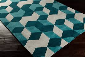 cosmopolitan cos teal rectangle surya rugs in green for floor decor ideas tamira rug area flooring colorful checked leather ashley