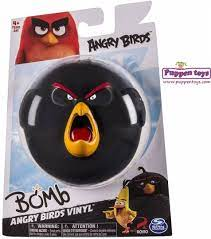 Angry Birds Vinyl Bomb Figure SPINMASTER - Juguetes Puppen Toys