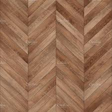 seamless wood floor texture. Seamless Wood Parquet Texture (chevron Brown) ~ Textures Creative Market Floor