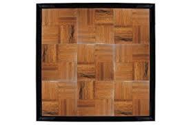 Amazoncom IncStores Deluxe Tap Dance Board Flooring Tiles 3x3