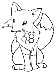 Small Picture Coloring Pages Of Flowers And Animals Coloring Pages