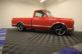C10 CST CHEVY CHEVROLET TRUCK PRO-TOURING HOT ROD NOT 1969 1967 67 ...