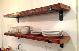 wood shelves wall shelves large of charming cupboards rustic wooden wall shelves reclaimed wood shelves
