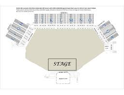 Reno Rodeo Seating Chart Chris Janson Ticketswest