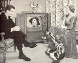 family watching tv 1950s. 1950\u0027s family watching t.v. tv 1950s