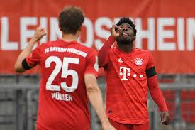 Match awards for Bayern Munich's 5-2 win over Eintracht Frankfurt -  Bavarian Football Works