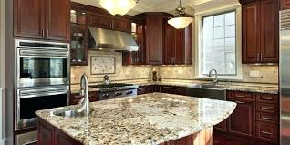 Backsplash For Santa Cecilia Granite Countertop Classy Santa Cecilia Granite Countertops St Granite 48 Granite In Bay