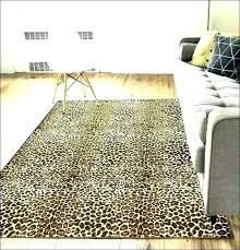 antelope print rugs rug leopard animal area special zebra canada
