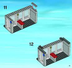 LEGO 7641 City Corner Instructions, City