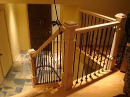 replace stair railing. Interior, Indoor Railings And Banisters How To Install Stair Railing Cool Handrail 8: Replace N