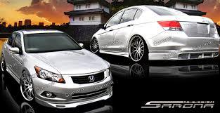 honda accord 2008 custom. Delighful Custom Custom Honda Accord Body Kit Sedan 2008  2012 119000 Manufacturer  Sarona Throughout 2008 F