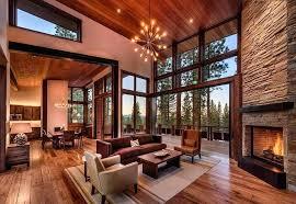 elegant stone fireplace with antique chandelier for formal modern family room design ideas modular sofa se