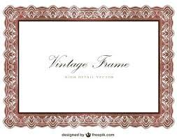 Vintage frame design png Vintage Brown Vintage Frame Design Free Vector Photo Images Round Png Thearbitrator Vintage Frame Design Free Vector Photo Images Round Png Thearbitrator