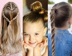 6 أفكار لتسريحات شعر للأطفال يمكنك تنفيذها بسهولة احكي