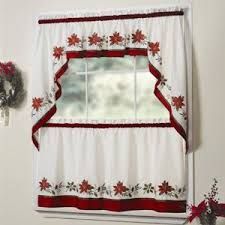 christmas curtains kitchen curtain designs  images about embriodery curtainsialemeli perdeler on pinterest towels
