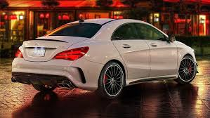 Pricing and which one to buy Mercedes Benz Amg Cla 45 Lease Prices Offers Los Angeles Ca