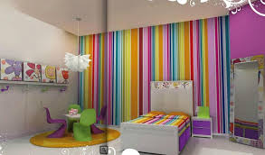 Paint Colors For Girls Bedroom Girls Room Paint Ideas Stripes