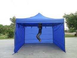 Folding Tent Danchel Gazebo Canopy Folding Tent 3x3m Meters Retractable Outdoor