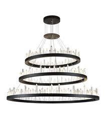 led chandelier ceiling lights elegant lighting led inch satin dark grey chandelier ceiling light urban classic