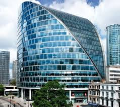 Moor House is a large office building in the City of London.