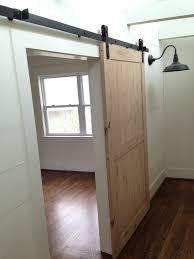 Barn Door In Kitchen Metal Barn Door Modern Sliding Barn Door Nice Sliding Door