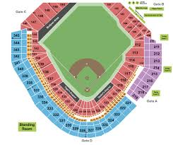 Comerica Park Seating Chart By Rows Detroit Tigers Vs New York Yankees Tickets Wed Apr 22