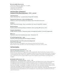 Merchandiser Job Description Resume