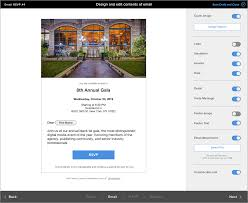 Send Branded Email Invites With Personalized Rsvps