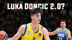 NBA prospect Deni Avdija top highlights