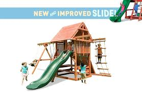 outdoor playset opening star slides for toddlers playsets costco free plans pdf