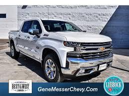 New Chevrolet Silverado 1500 (Summit White) For Sale Near Lubbock TX