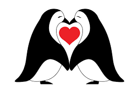 26 likes · 3 talking about this. Penguin Love Svg Cut File By Creative Fabrica Crafts Creative Fabrica