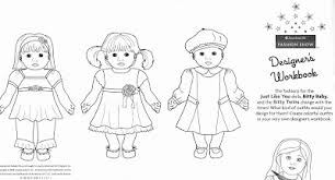 Small Picture Baby Girl Coloring Page Free Download