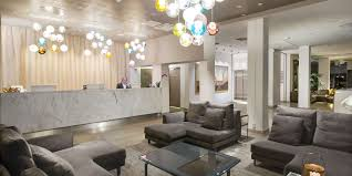 Clarion Hotel Admiral - Reception area