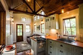 tiny house manufacturers. Modren Tiny Denali Tiny Home Kitchen And Living With Tiny House Manufacturers T