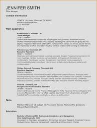 Receptionist Resume Samples Refrence Resume Examples Quickbooks At