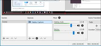 Record Desktop Windows 7 How To Record Your Desktop And Create A Screencast On Windows