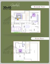 30x40 house floor plans tural designs