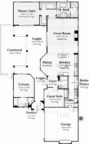 hacienda style house plans with courtyard inspirational mexican hacienda style house plans floor hacienda style floor