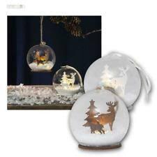 Kugel Beleuchtet In Weihnachtliche Fensterdekoration Günstig