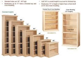 96 inch tall bookcase. Plain Tall Choose Bookcase Height Intended 96 Inch Tall Bookcase I