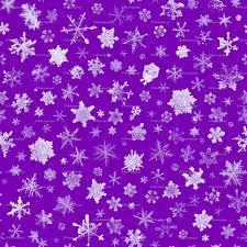 purple snowflake wallpaper. Simple Purple Photographic Snowflakes On Royal Purple Large Snowflakes Wallpaper   Weavingmajor Spoonflower Intended Purple Snowflake Wallpaper N